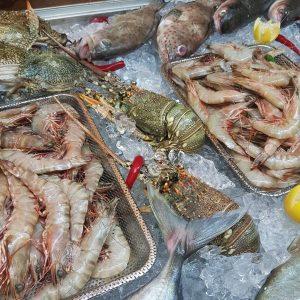 مطعم السماك