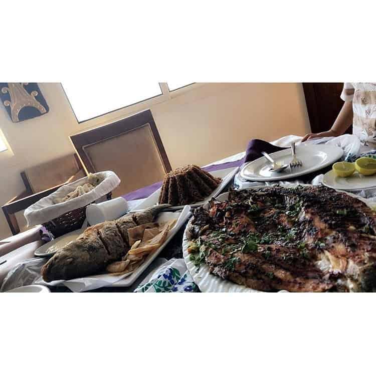 مطعم صباح الكابوريا