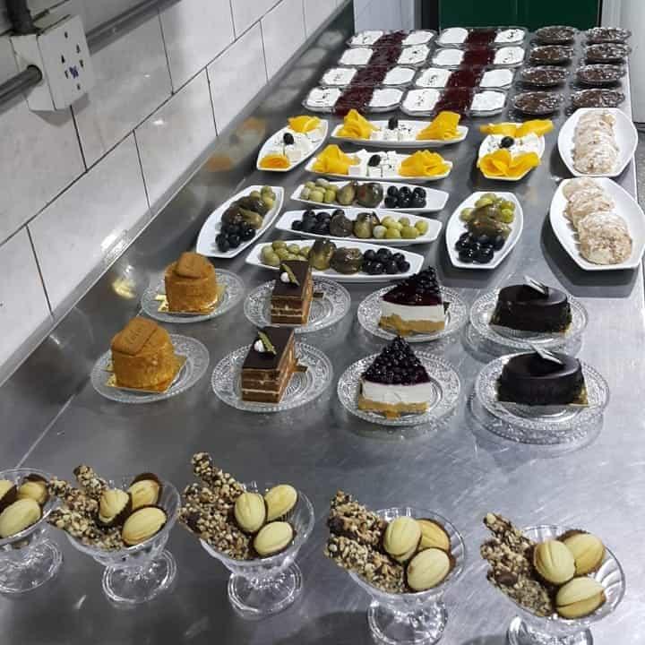 مطاعم ومطابخ جمرة في تبوك