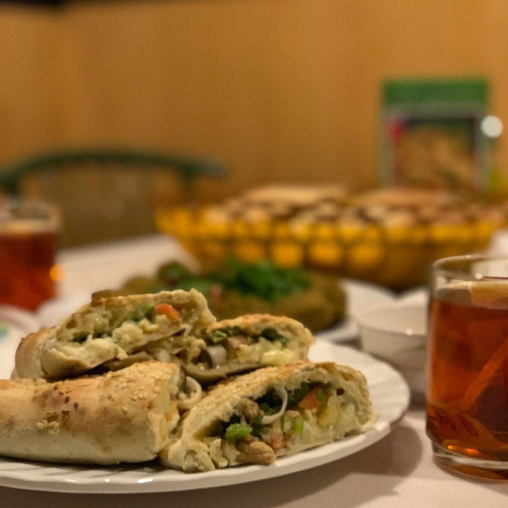 مطعم هاشم في تبوك
