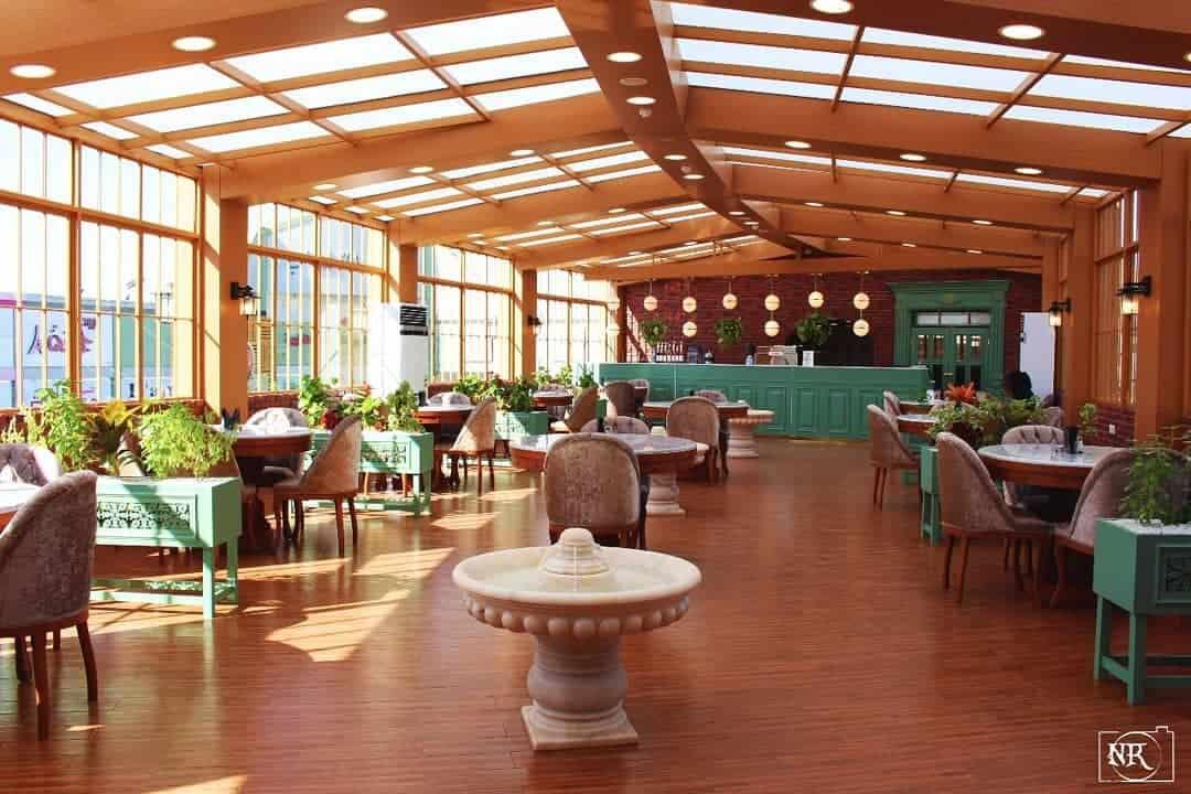 مطعم ستاربكس كافيه في تبوك