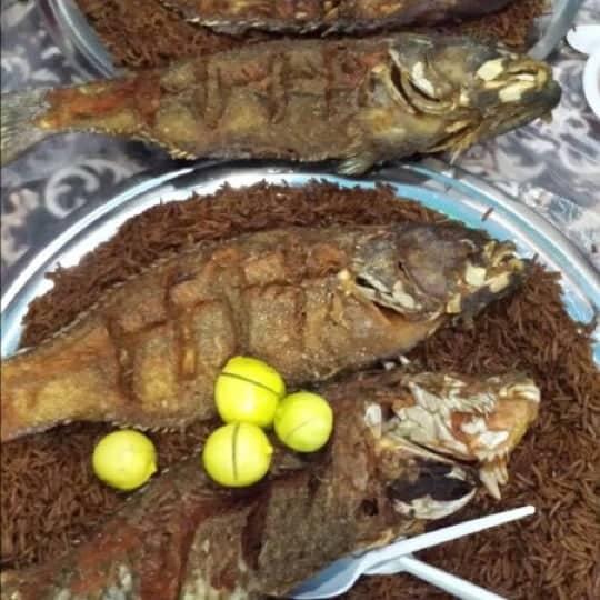 مطعم القرافي للاسماك ينبع