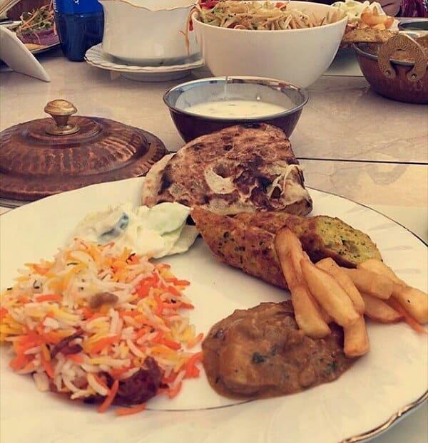 مطعم قصر الكاري