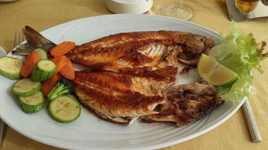 مطعم اسماك المحيط للماكولات البحريه في تبوك