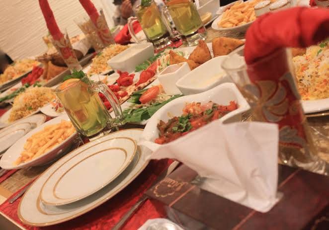 مطعم الريف الهندي