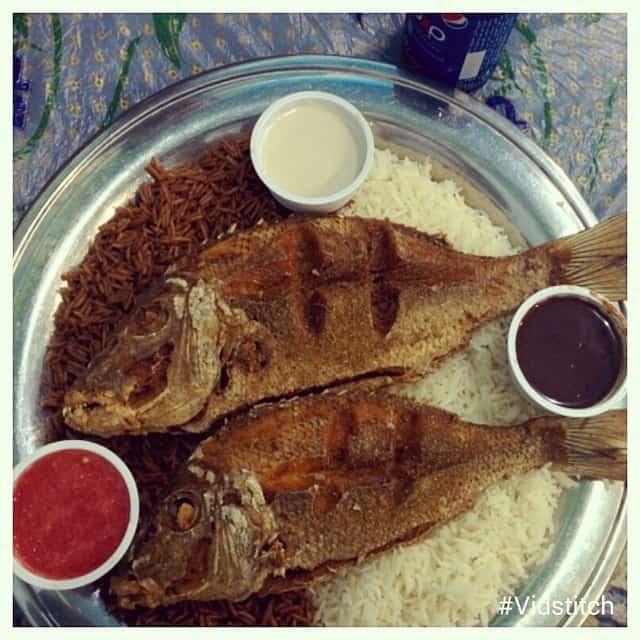 افضل مطعم سمك في ينبع