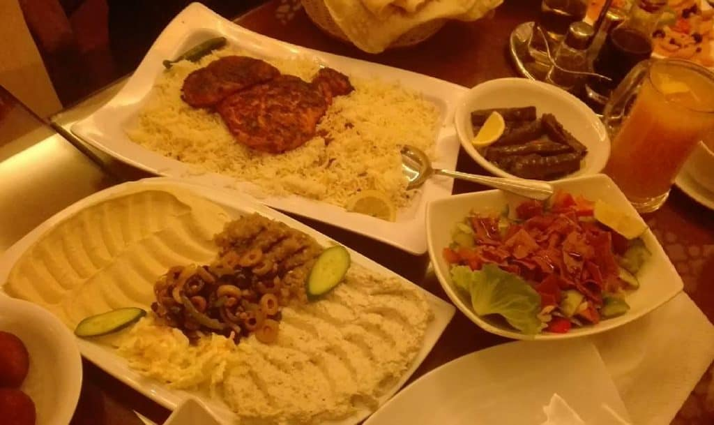 مطعم سنجار العراقي
