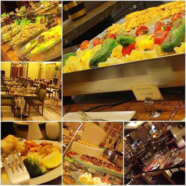 مطعم القصر رافلز