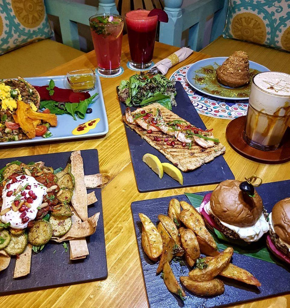 مطاعم في الاحساء