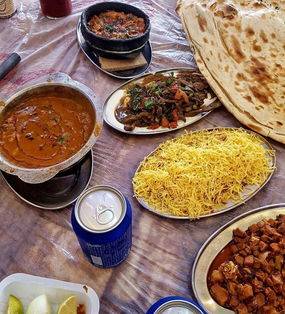 مطعم ليالي عدن