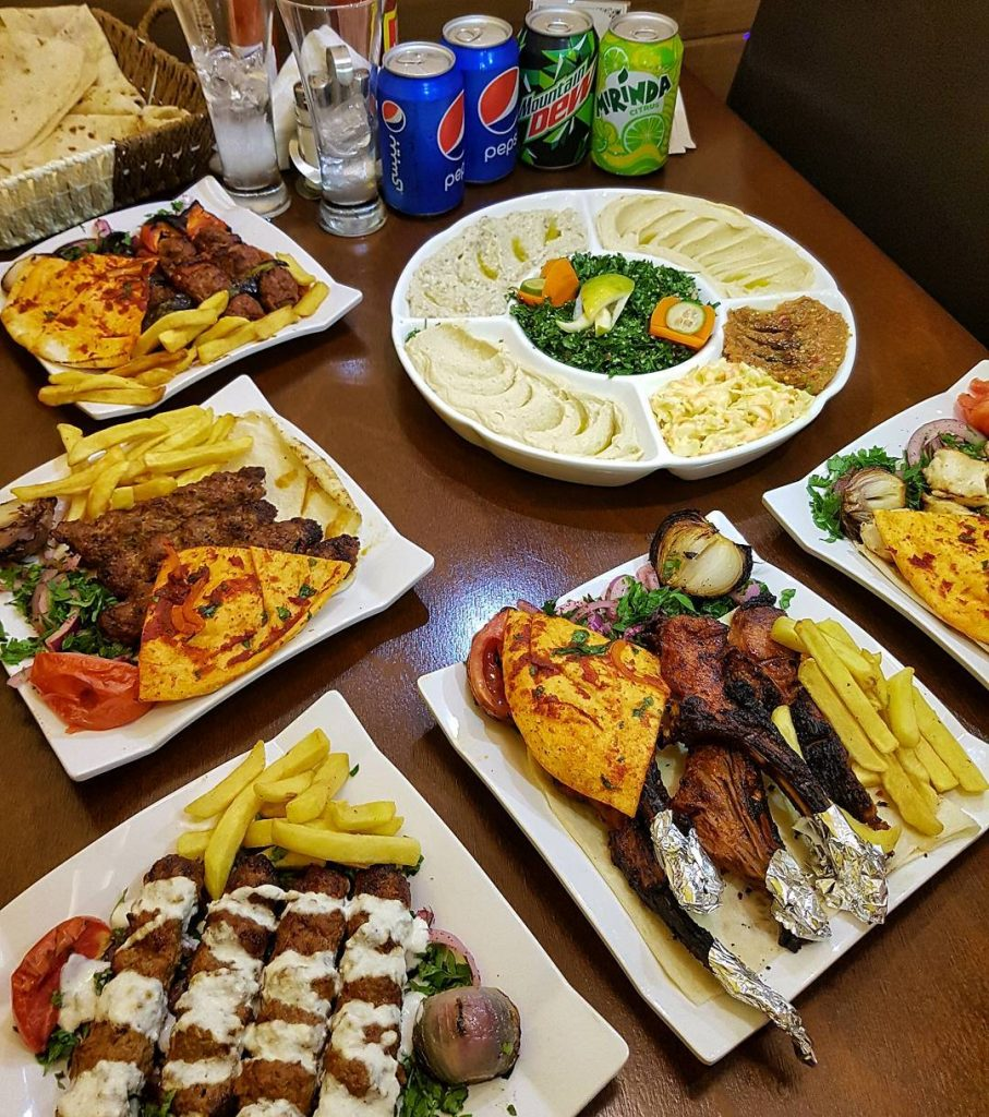 مطعم ديلشيز كباب