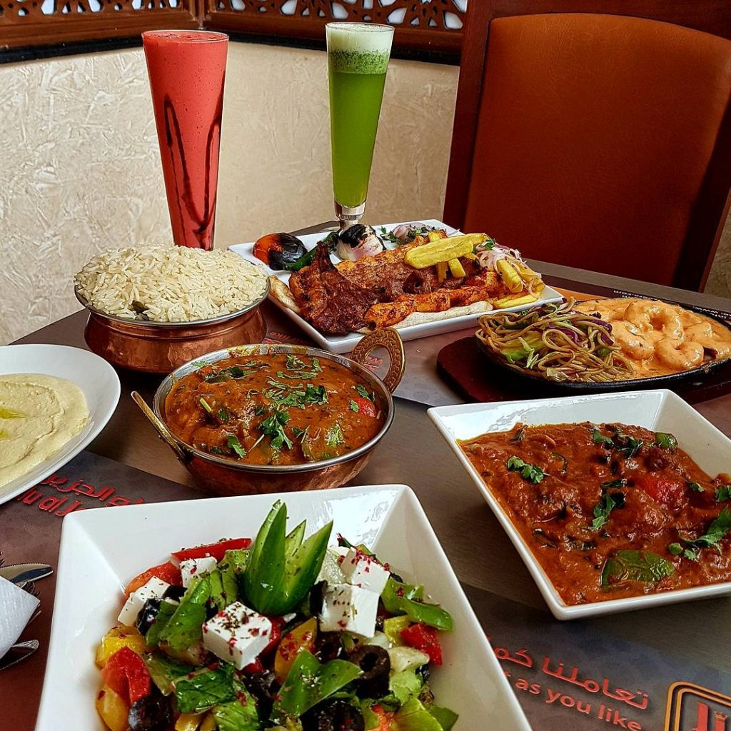 مطعم لولو الجزيرة