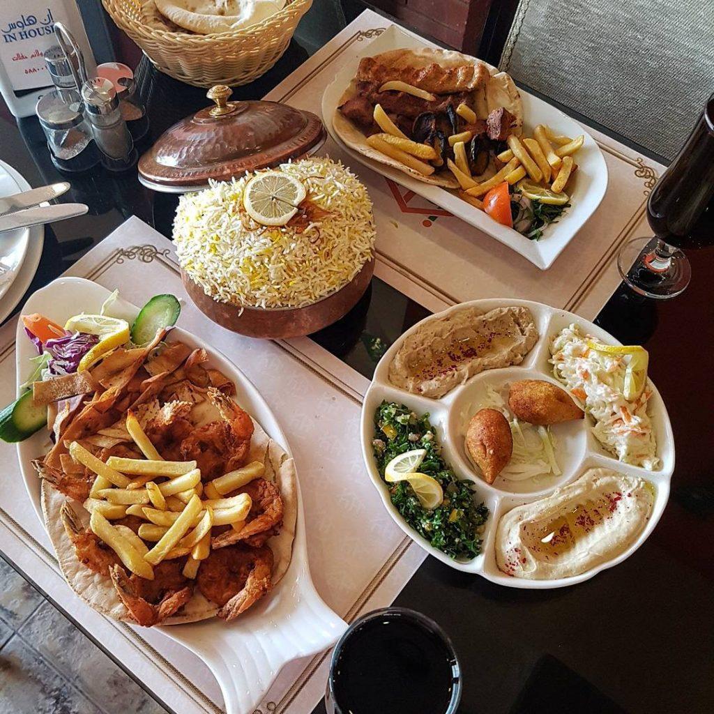 مطعم ان هاوس