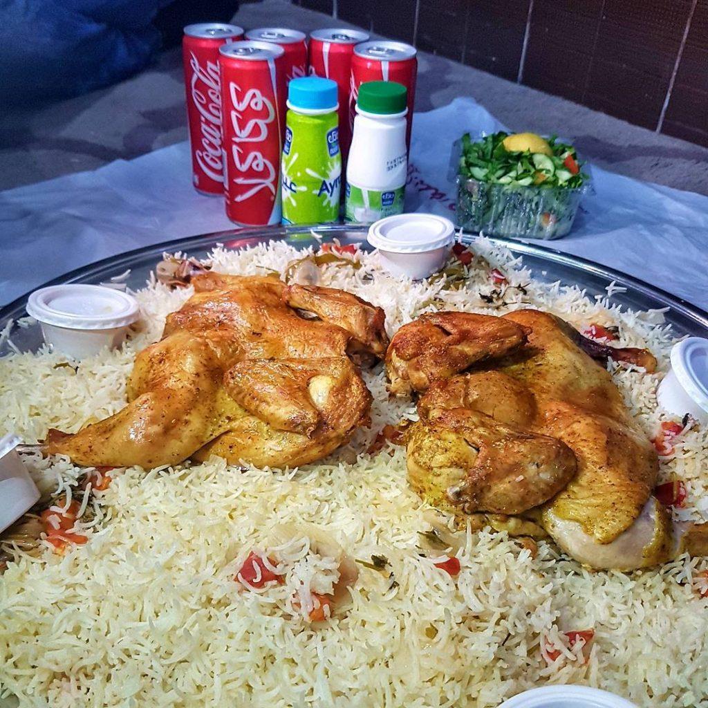 مطعم قمة المندي