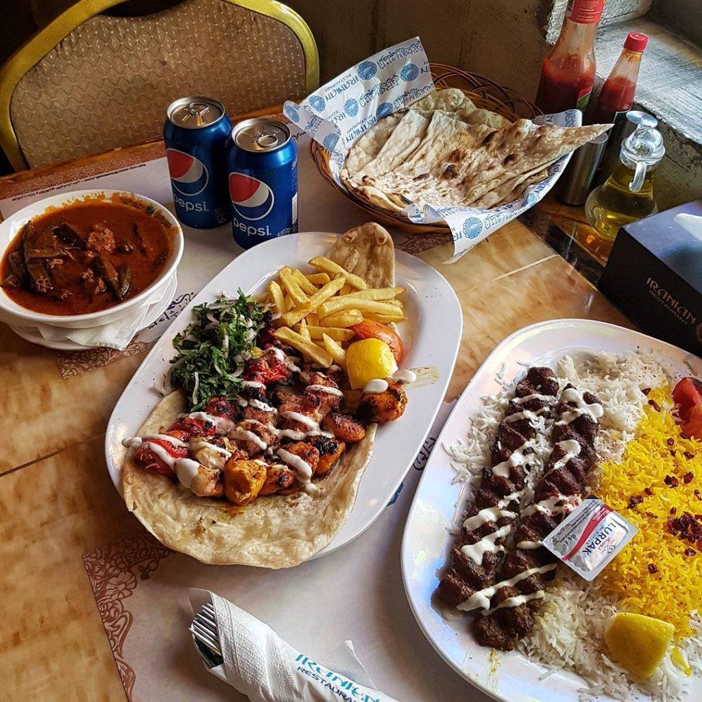 مطعم فيروزي