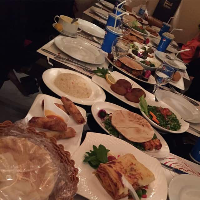 مطاعم قصر البحصلي