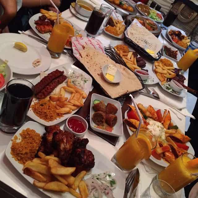 مطعم اناتوليا مشاوي تركية