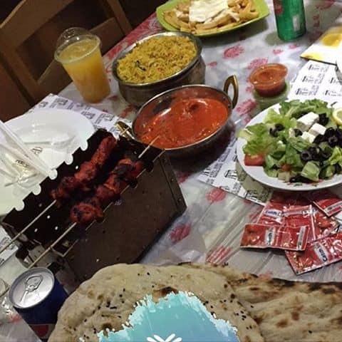 مطعم بوابة الهند