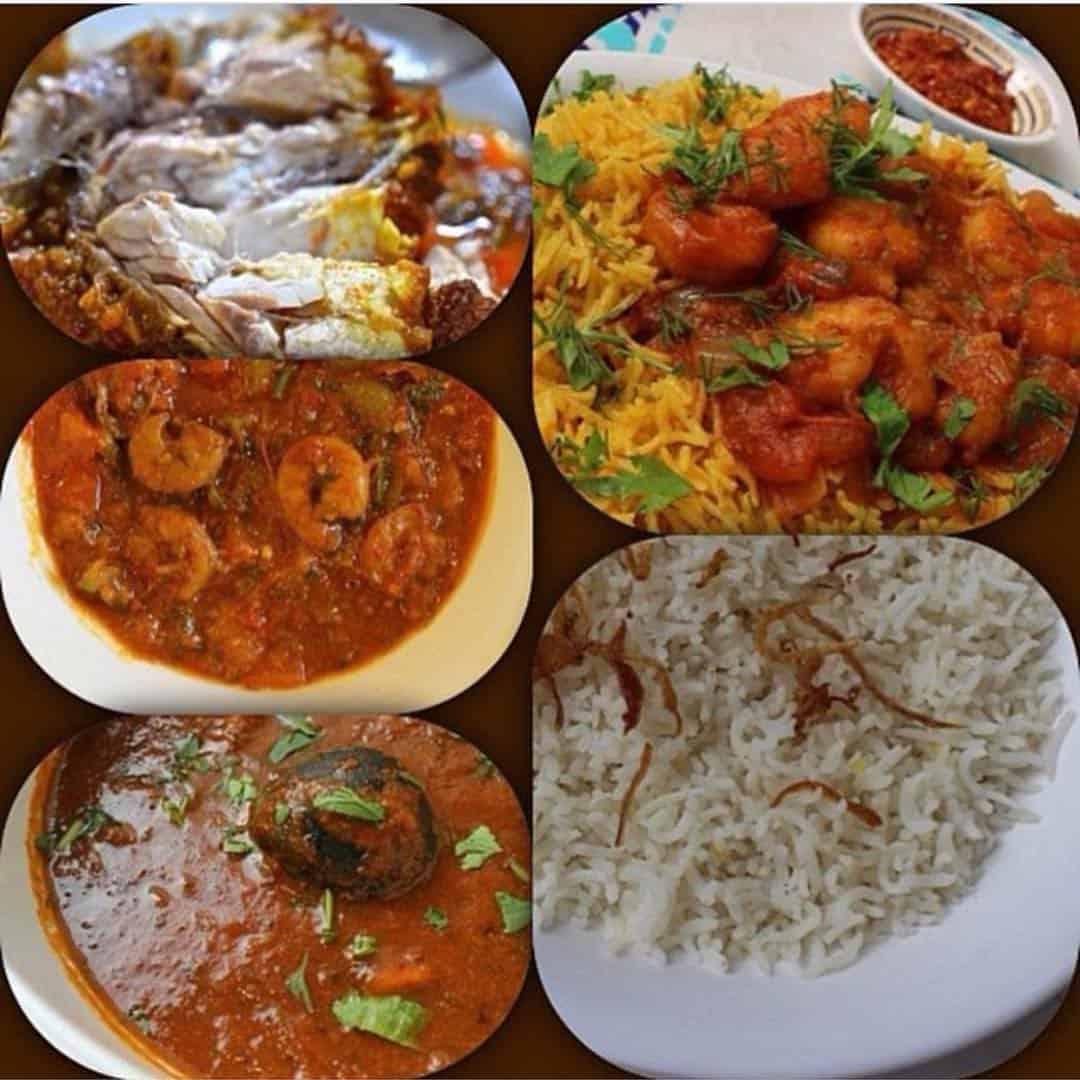 مطعم المشعل الفضي للمأكولات الهندية في الخرج