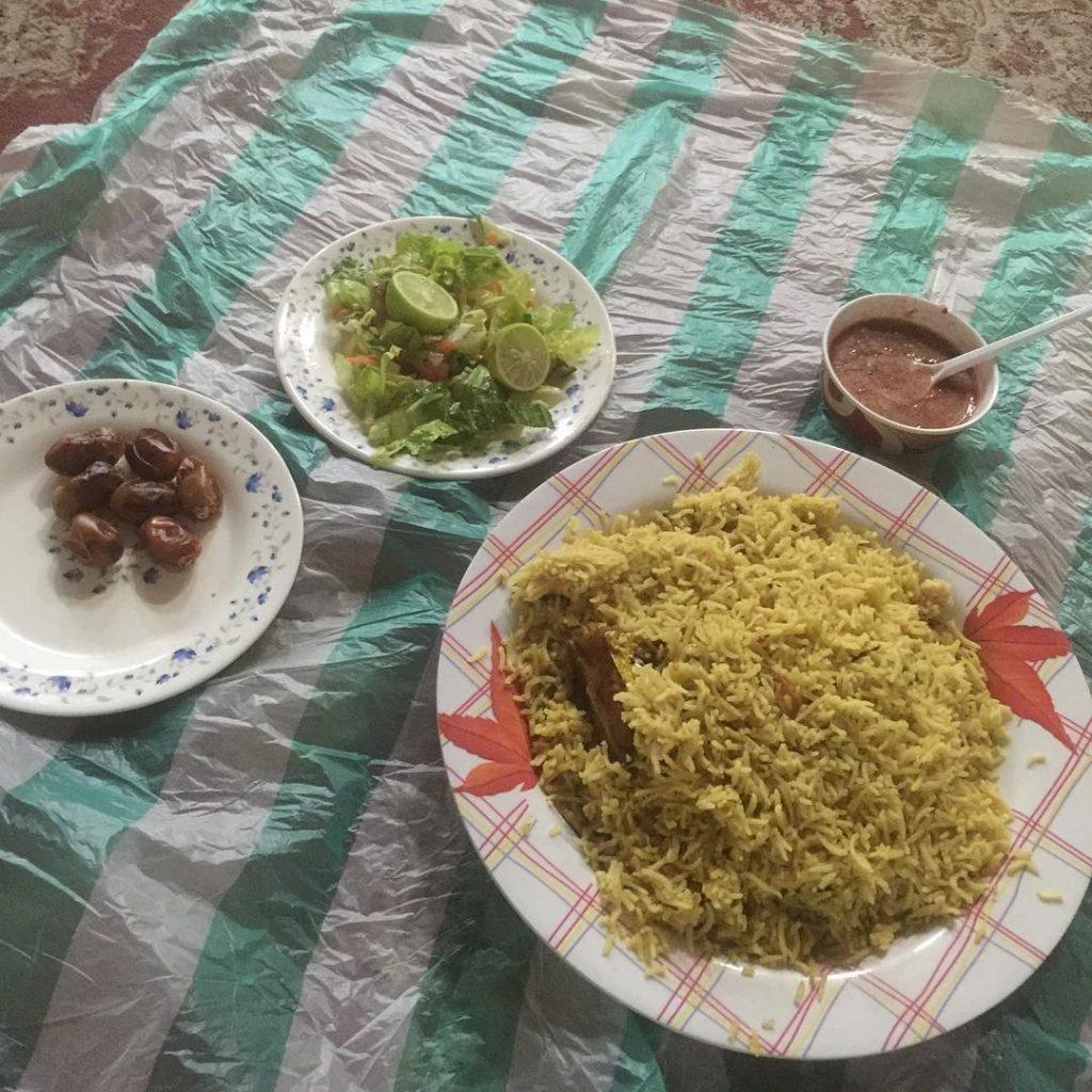خالد للوجبات السريعة