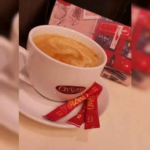 مطعم مقهي سينزيو