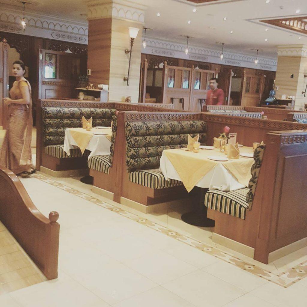 مطعم القصر الكوري