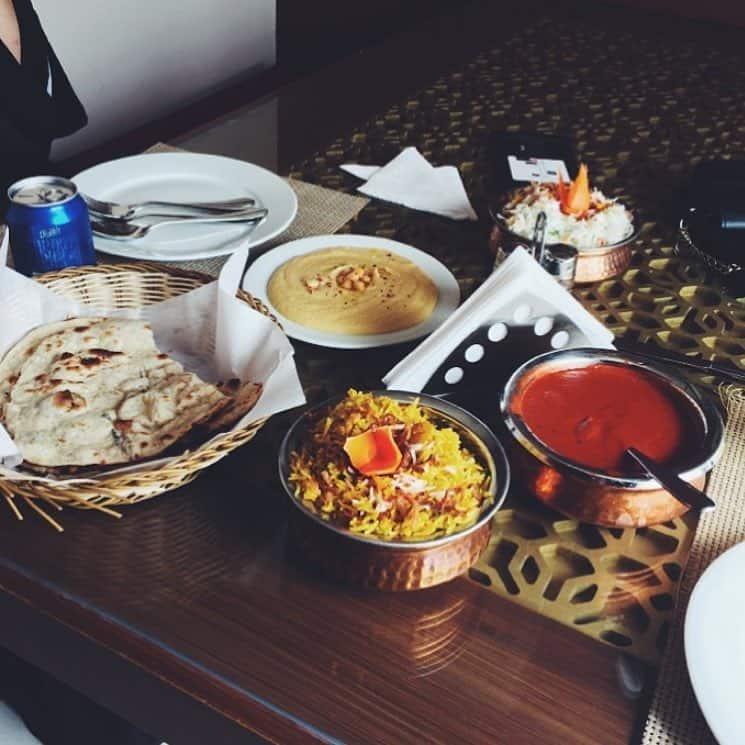 مطعم التنور الهندي