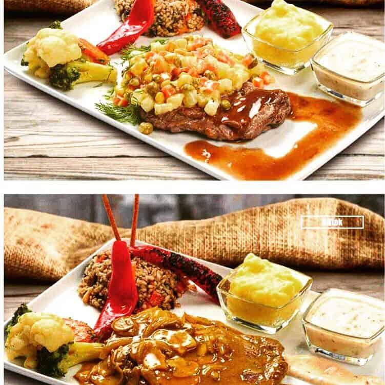 مطعم سديف في القصيم