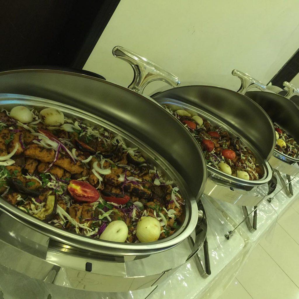 مطعم مشويات بيت عمان في تبوك