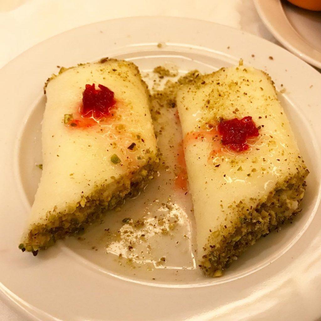 مطعم كرَم بيروت