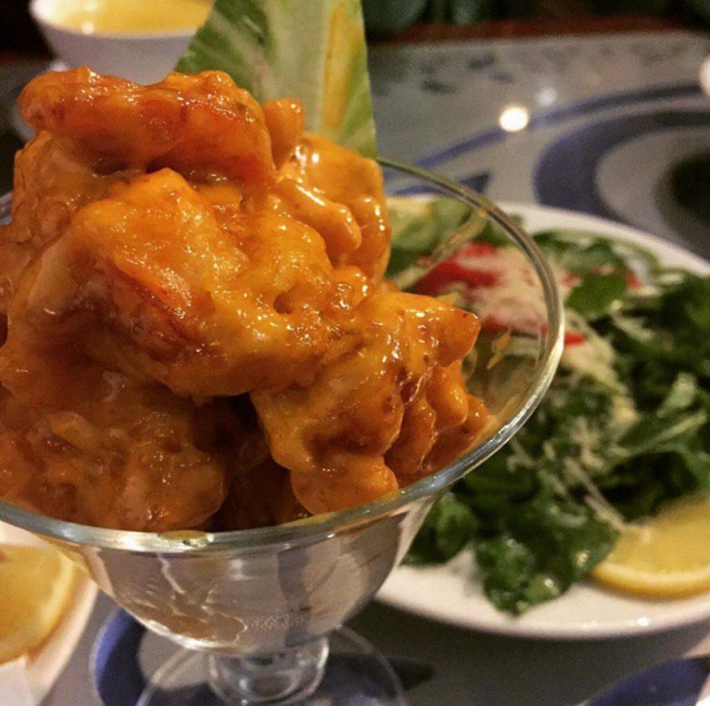 10 مطاعم بحرية في الرياض