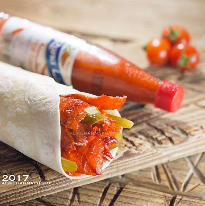 مطاعم شاورما بالرياض