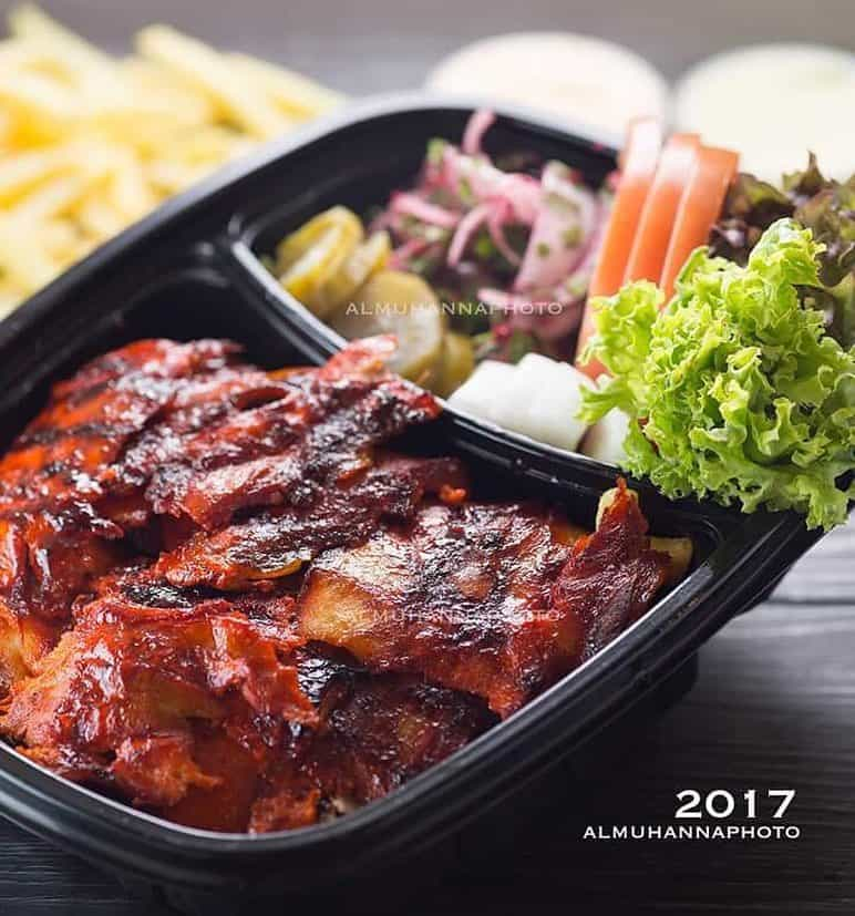 مطعم شاورما لندن