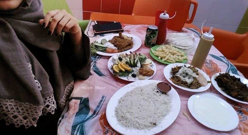 مطاعم الجوف