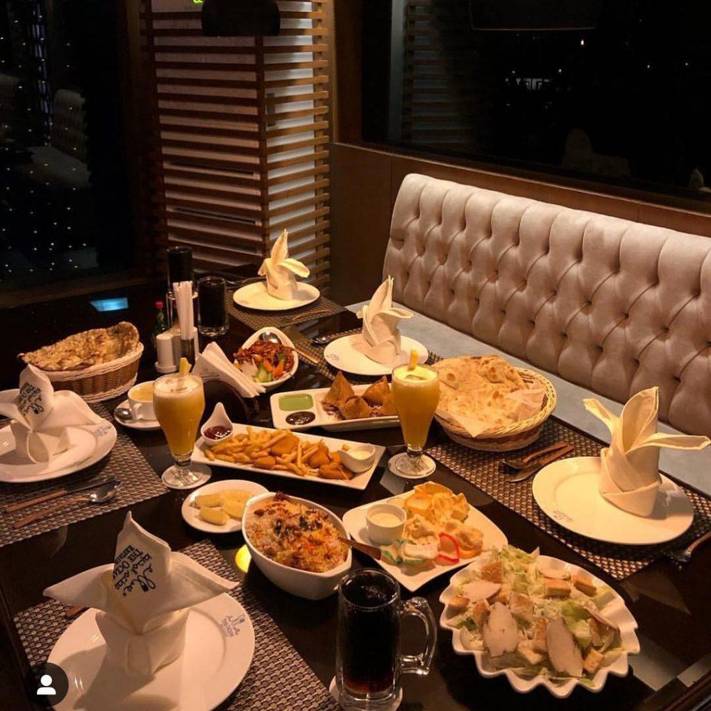 افضل عشر مطاعم في ينبع