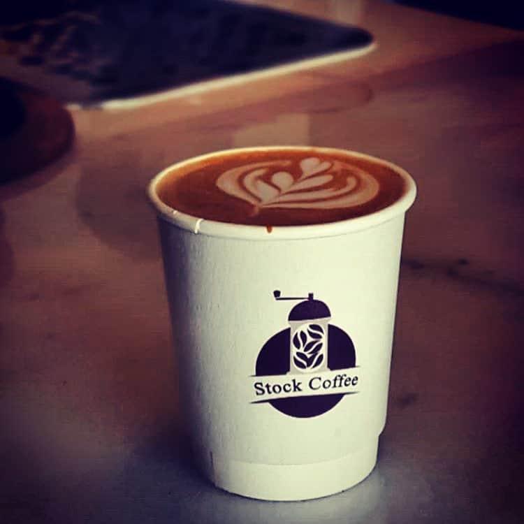 stock coffee