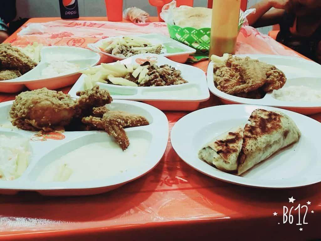مطعم شواطى عدن للأكلات الشعبية