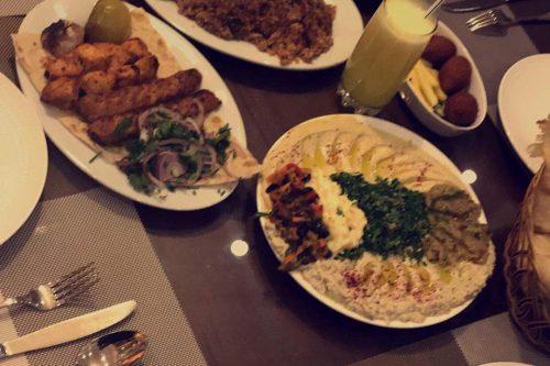 مطعم ريف الشام