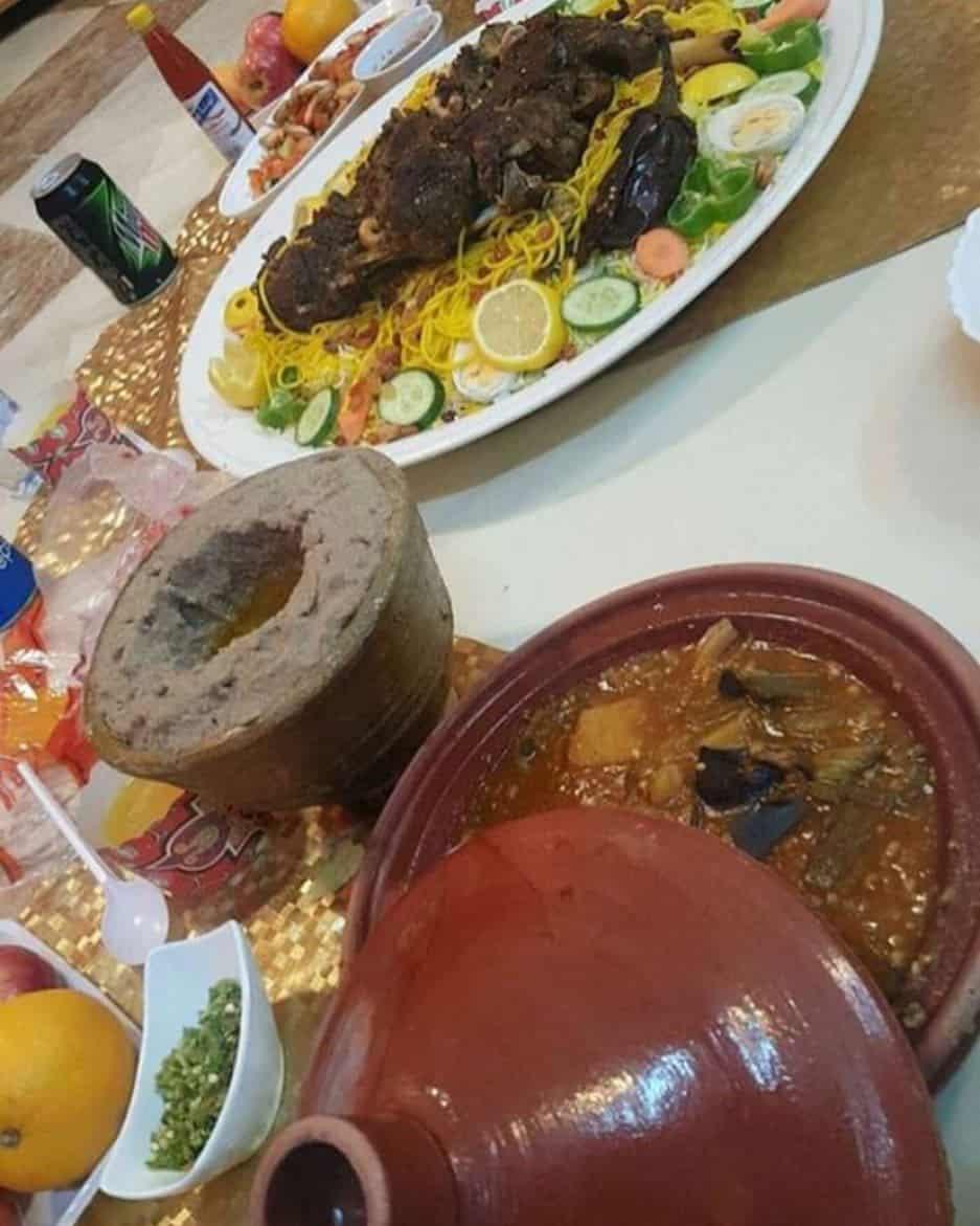 مطعم بوفية ابو نيل في جازان