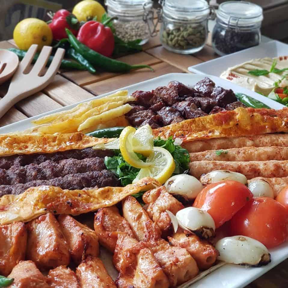أفضل 10 مطاعم مشويات في الرياض 2020