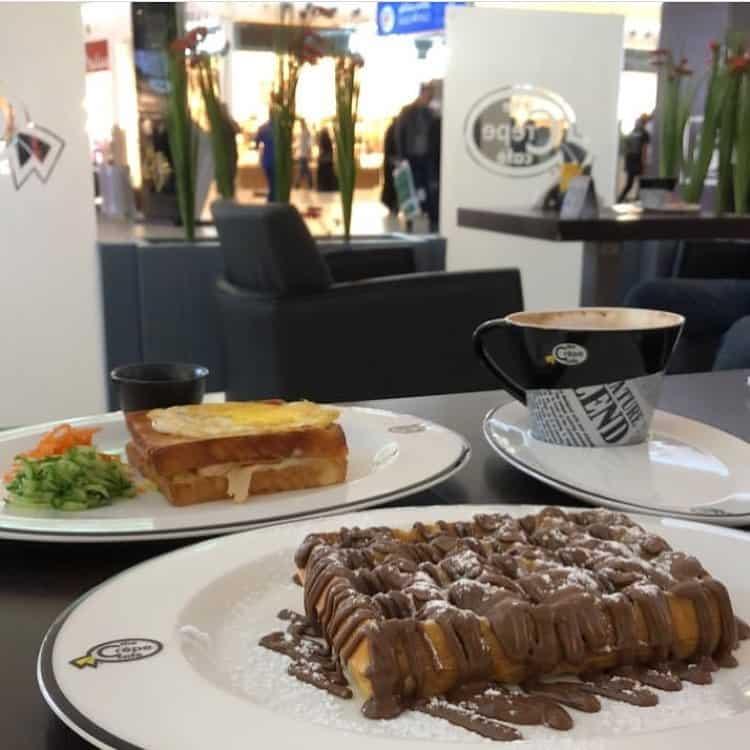 The Crêpe Café