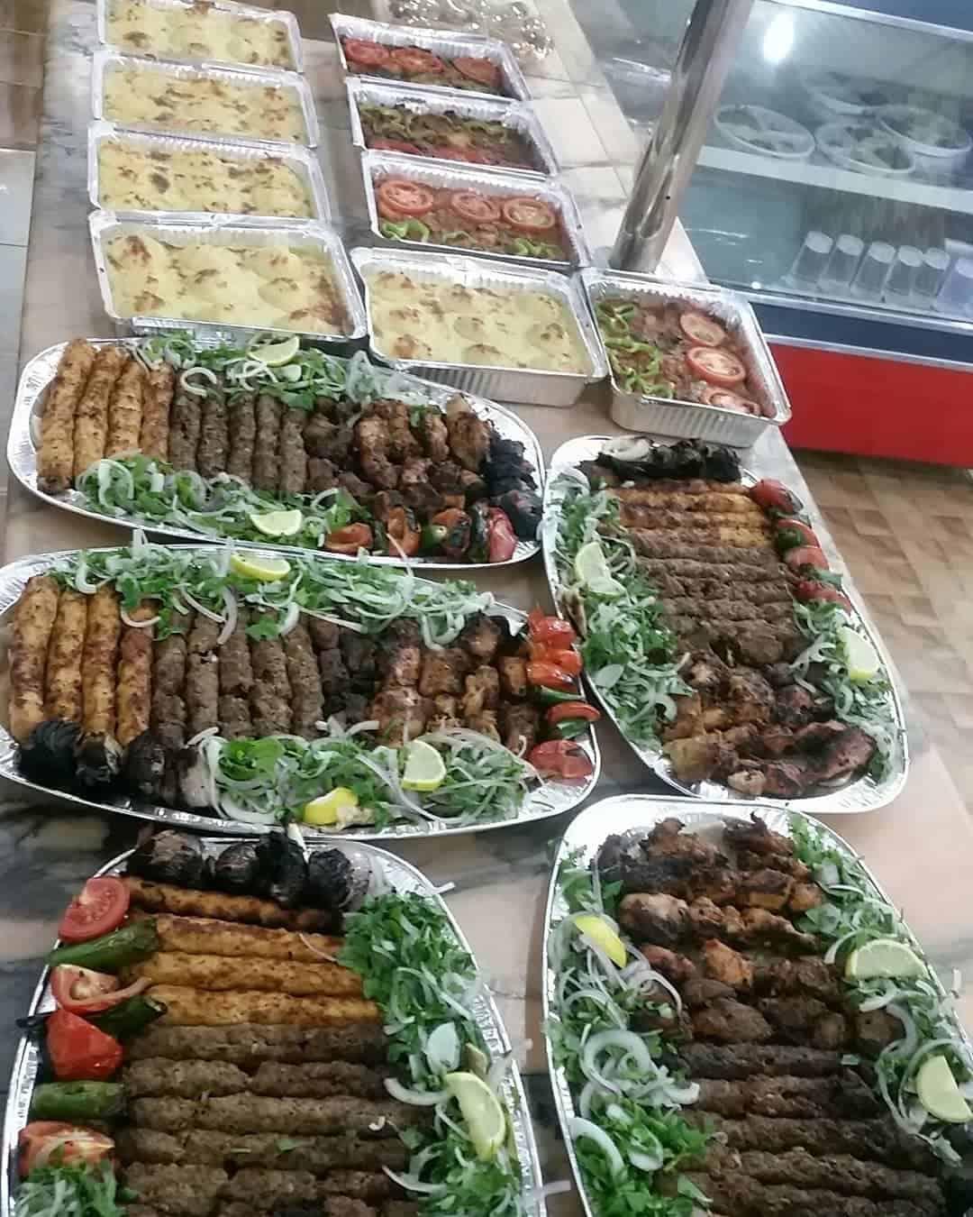 مطعم جبل عمان في الجوف
