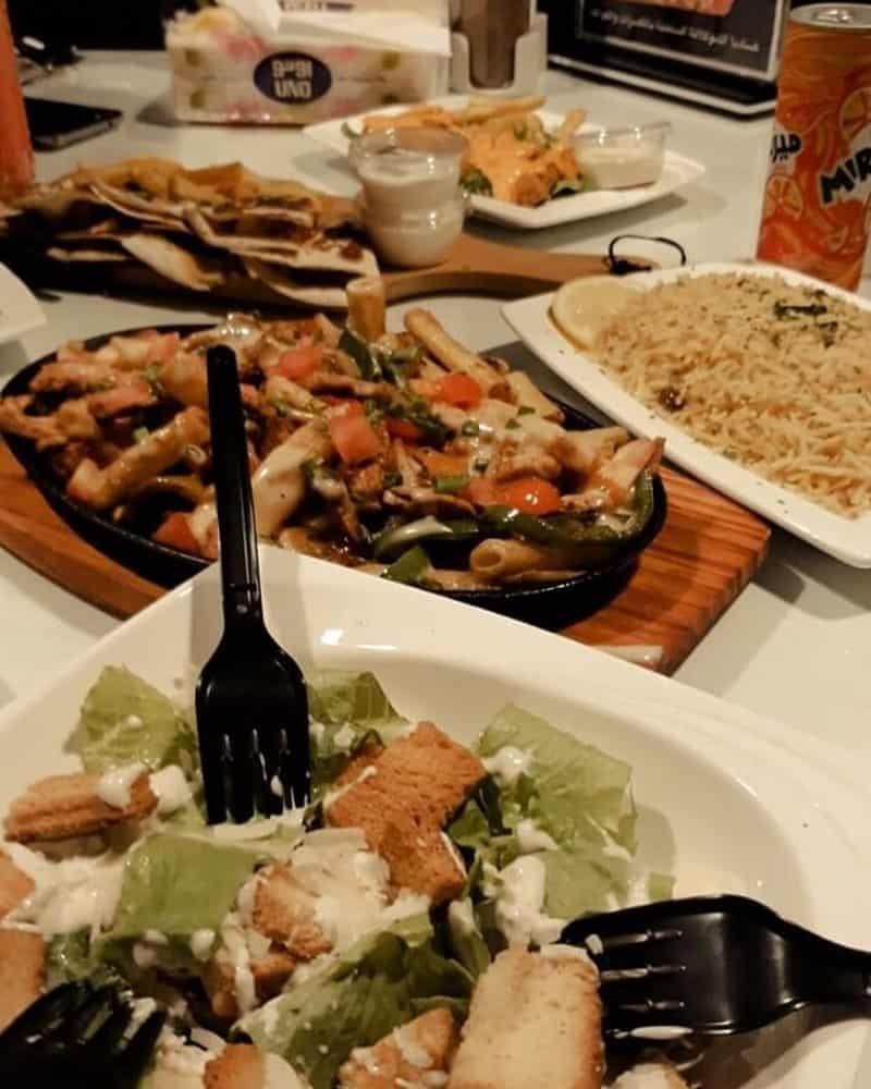 مطعم شهرزاد للمندي