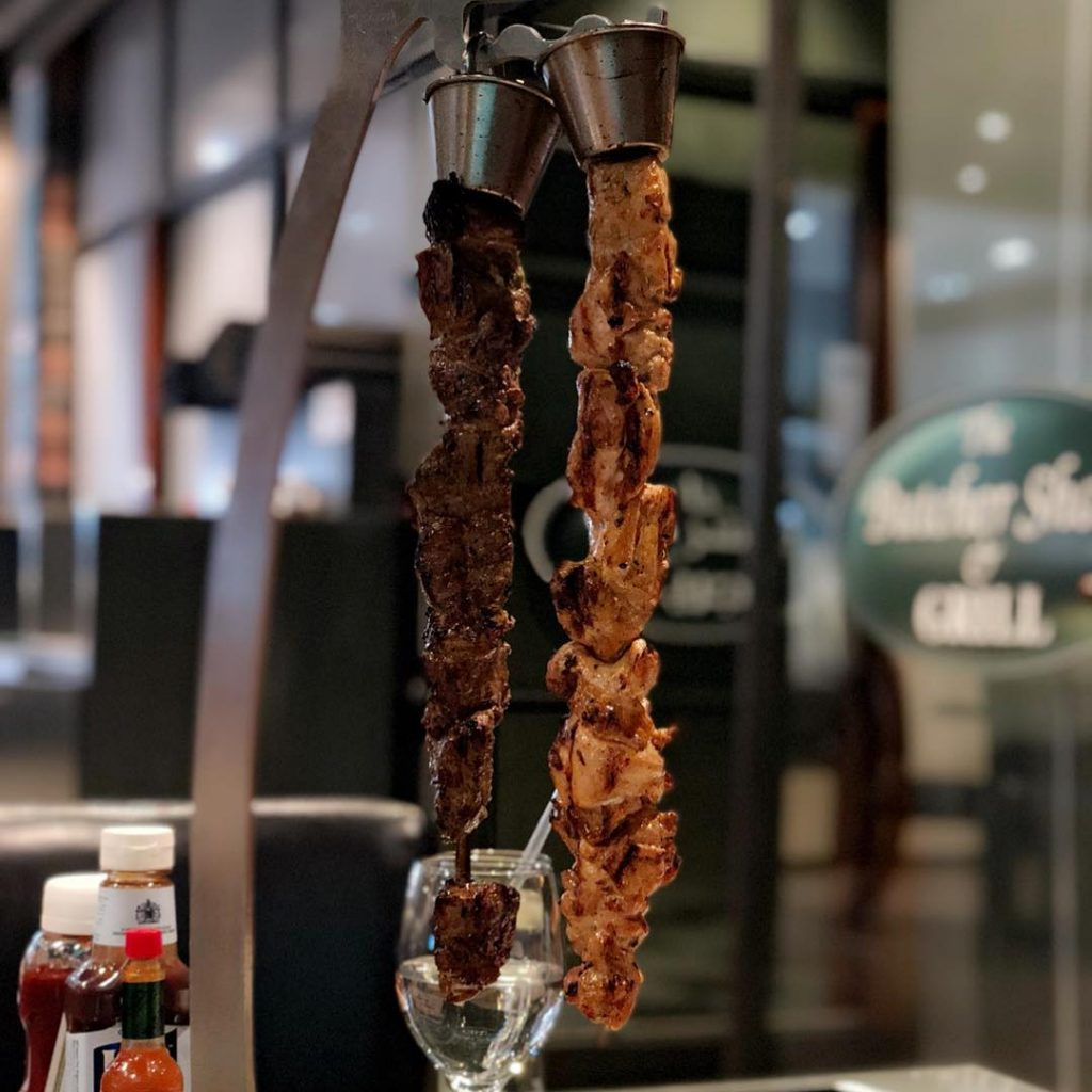 مطعم ذا بوتشر شوب آند غريل