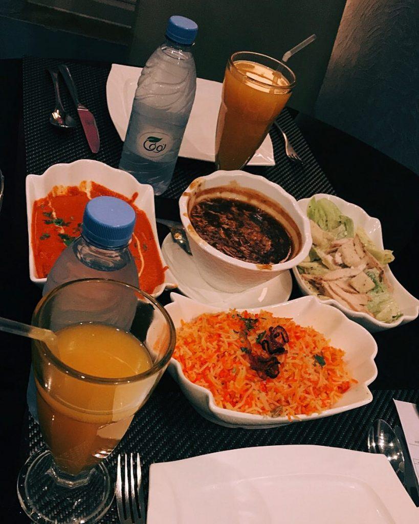 مطعم مهران في تبوك