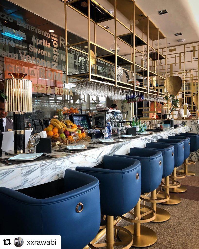 مطعم روما فرع العليا