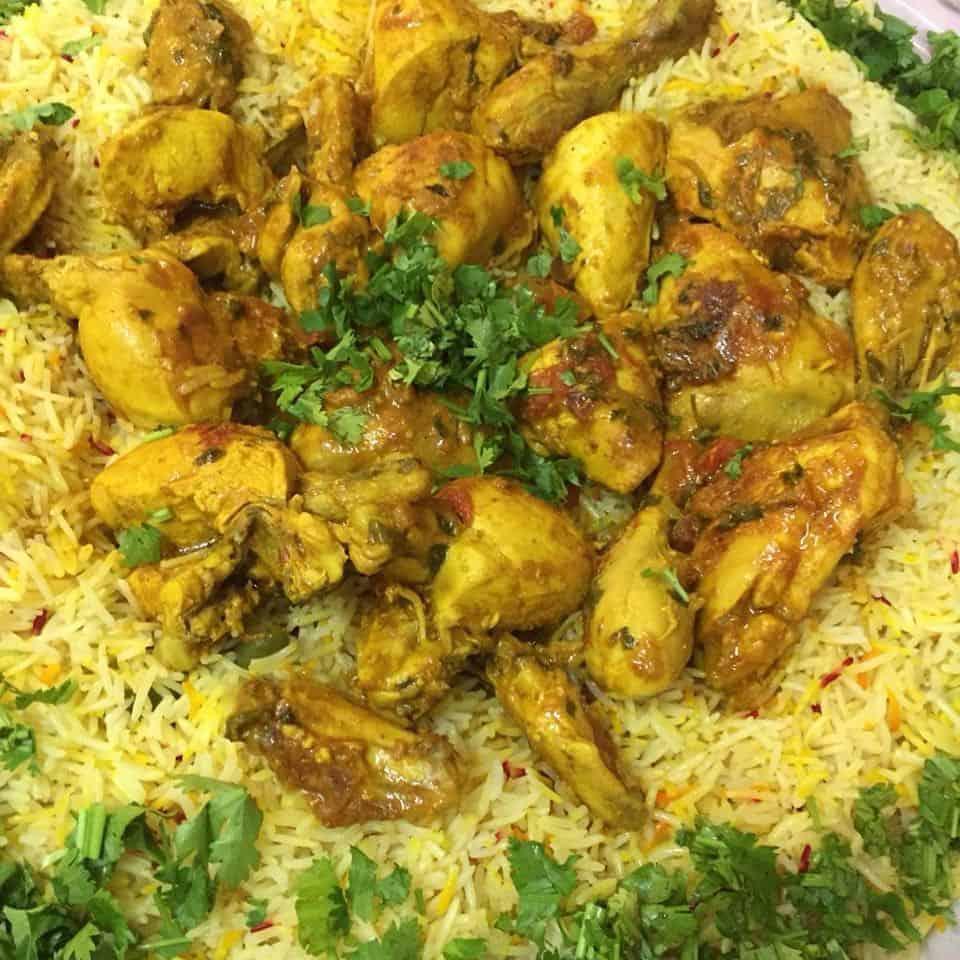 مطعم الريف اليمني للماكولات الشعبية في جازان