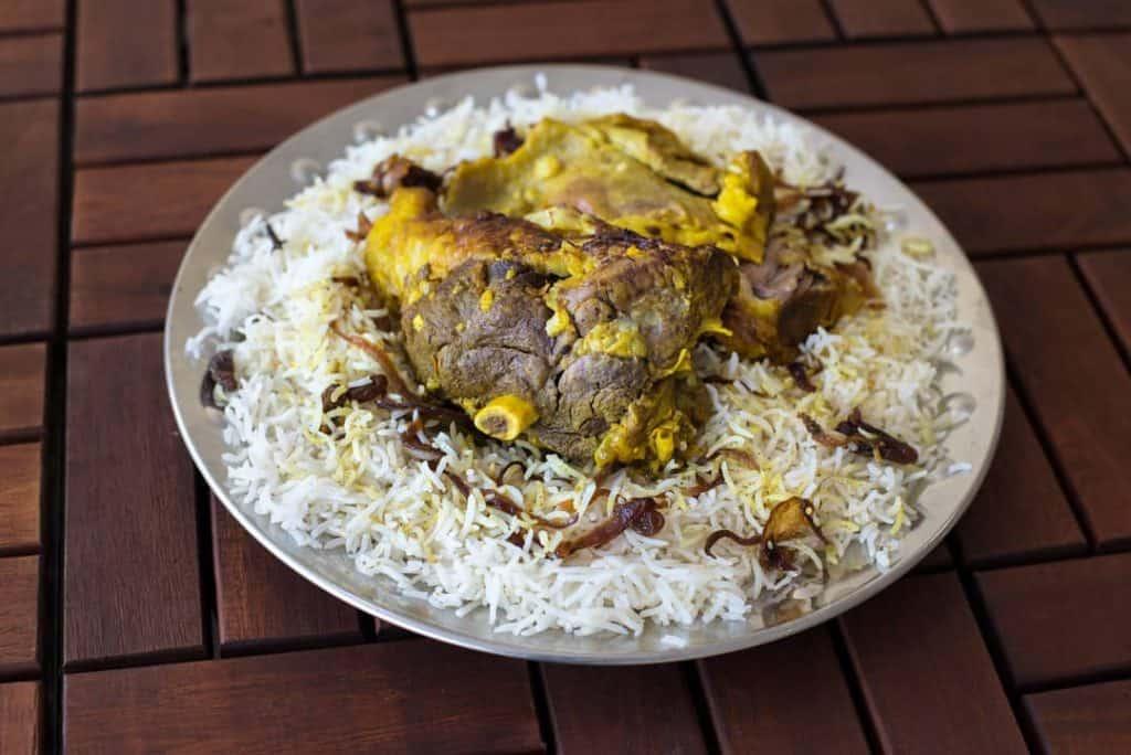 مطعم مندي ومظبي تهامة في تبوك