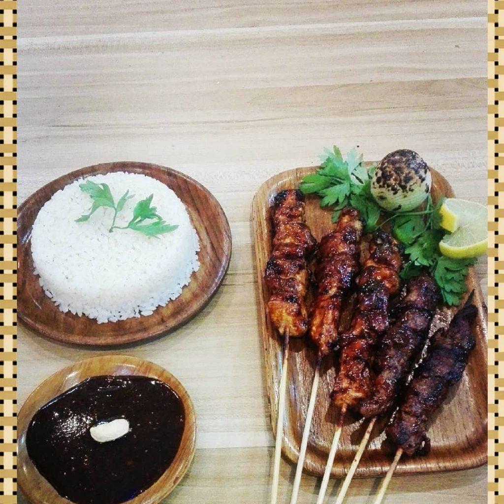 مطعم مشويات الجود سيريه في تبوك