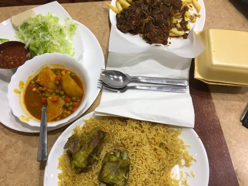 مطعم مندي نجم القرى